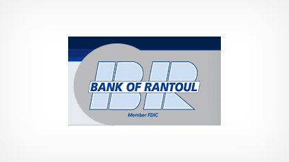 Bank of Rantoul logo