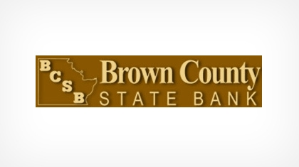 Brown County State Bank logo