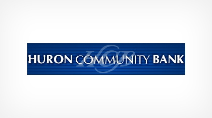 Huron Community Bank logo