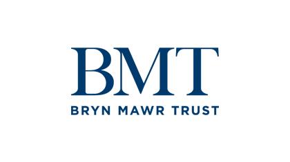The Bryn Mawr Trust Company logo