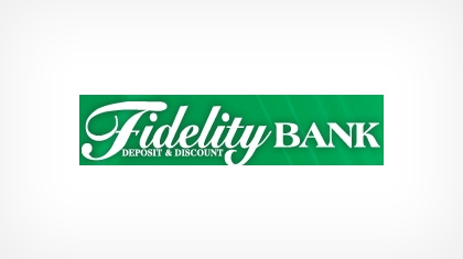 The Fidelity Deposit and Discount Bank logo