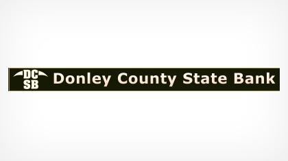 The Donley County State Bank logo