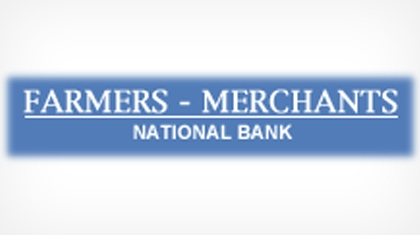 Farmers-merchants National Bank of Paxton logo