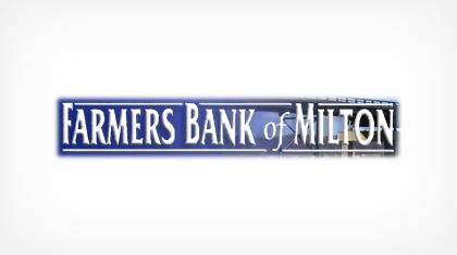 The Farmers Bank of Milton Logo