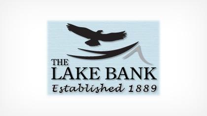 The Lake Bank Logo