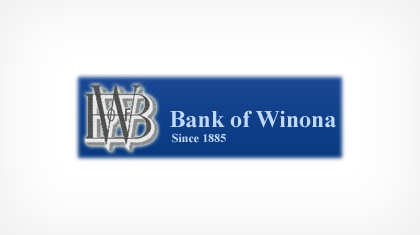 Bank of Winona logo
