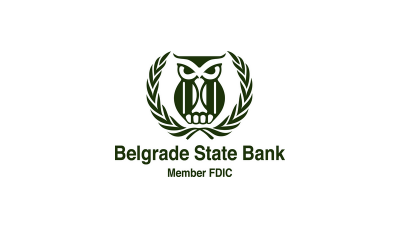 Belgrade State Bank Logo