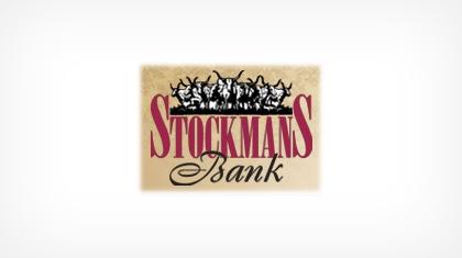 Stockmans Bank Logo