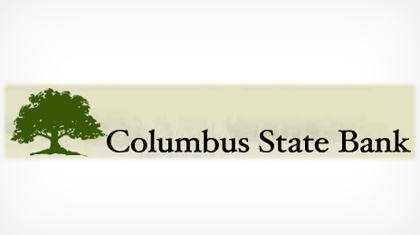 Columbus State Bank Logo