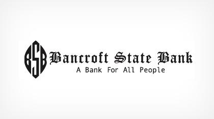 Bancroft State Bank logo