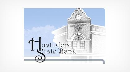 Hustisford State Bank logo