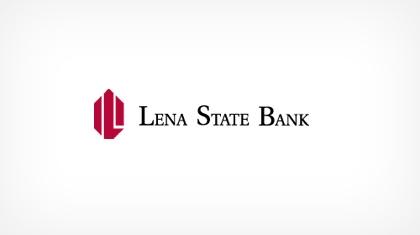 Lena State Bank logo