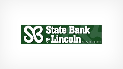 State Bank of Lincoln logo