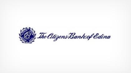 The Citizens Bank of Edina logo