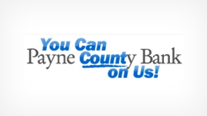 The Payne County Bank logo