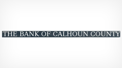Bank of Calhoun County logo