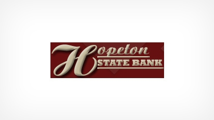 The Hopeton State Bank logo