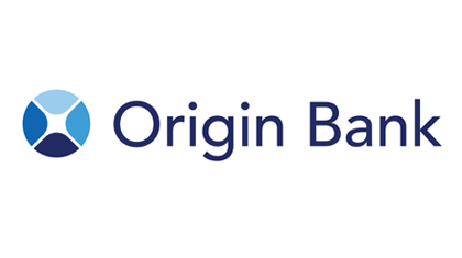 Origin Bank logo