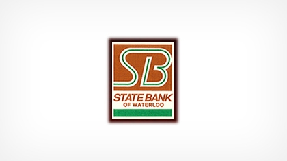 State Bank of Waterloo logo