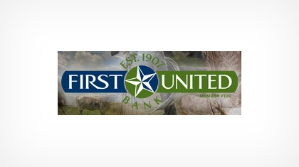 First United Bank (Dimmitt, TX) logo