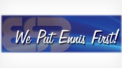 Ennis State Bank logo