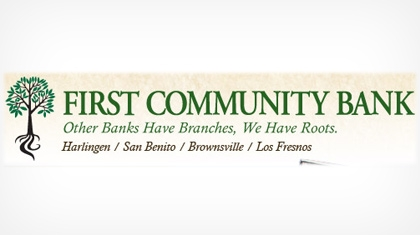 First Community Bank, National Association (San Benito, TX) logo