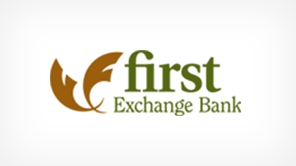 First Exchange Bank logo