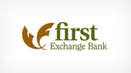 First Exchange Bank logo