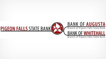 Pigeon Falls State Bank logo