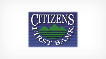 Citizens First Bank (Wartburg, TN) logo