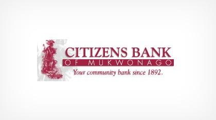 Citizens Bank of Mukwonago Logo