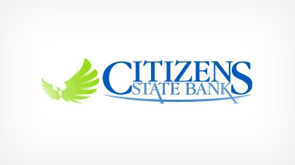 Citizens State Bank of New Castle, Indiana logo