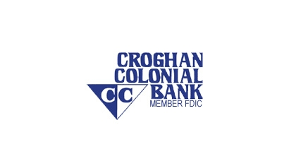 The Croghan Colonial Bank Logo