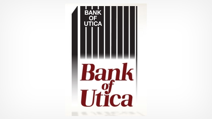 Bank of Utica logo