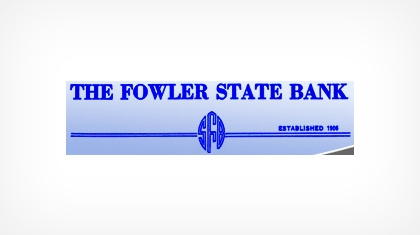 The Fowler State Bank logo