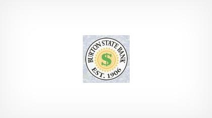 Burton State Bank logo
