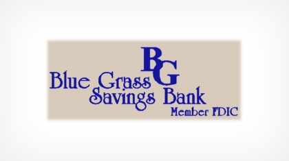 Blue Grass Savings Bank Logo