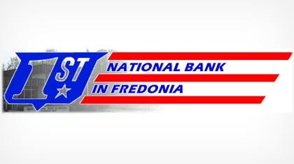 First National Bank In Fredonia logo