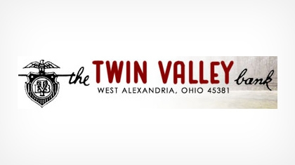 The Twin Valley Bank Logo