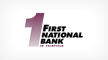 First National Bank In Fairfield Logo