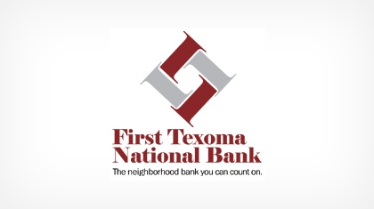 First Texoma National Bank logo