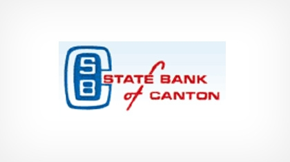 The State Bank of Canton, Canton, Kansas logo