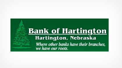 Bank of Hartington logo