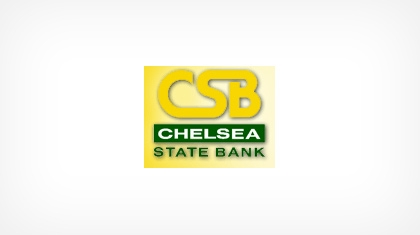 Chelsea State Bank logo