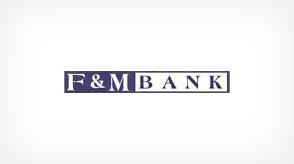 Farmers and Merchants Bank of Mound City, Kansas Logo