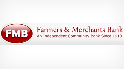 Farmers and Merchants Bank of St. Clair logo