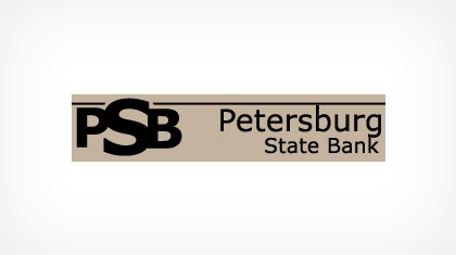 Petersburg State Bank logo