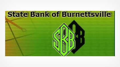 State Bank of Burnettsville logo