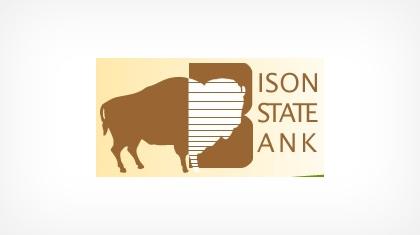 Bison State Bank logo