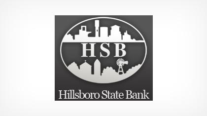 Hillsboro State Bank logo